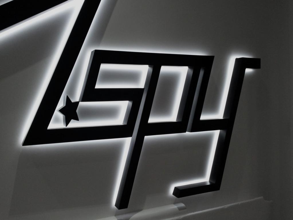 Fabulous LED BUCHSTABEN von hinten beleuchtet - art+ WK27